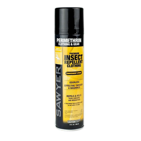 Permethrin Premium Clothing Insect Repellent 9oz
