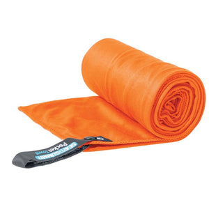 Pocket Towel - Small-Sea to Summit-Orange-Uncle Dan's, Rock/Creek, and Gearhead Outfitters