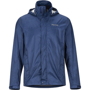 Men's PreCip Eco Jacket-Marmot-Arctic Navy-L-Uncle Dan's, Rock/Creek, and Gearhead Outfitters