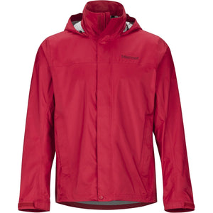 Men's PreCip Eco Jacket-Marmot-Team Red-L-Uncle Dan's, Rock/Creek, and Gearhead Outfitters
