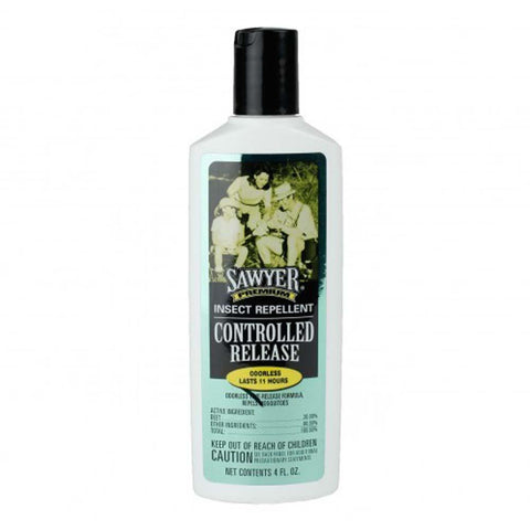 Premium Controlled Release Insect Repellent 4oz-Sawyer-Uncle Dan's, Rock/Creek, and Gearhead Outfitters