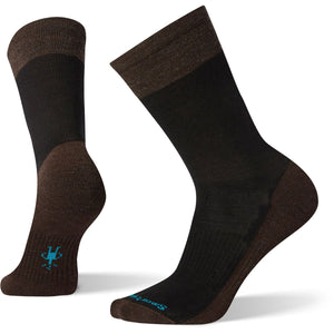 Men's Pressure-Free Nomad Crew Socks-Smartwool-Black-M-Uncle Dan's, Rock/Creek, and Gearhead Outfitters