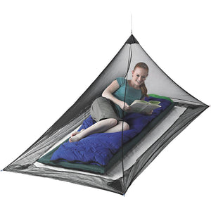 Pyramid Net Shelter - Insect Shield-Single