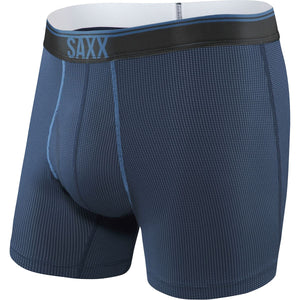 Men's Quest 2.0 Boxer Brief-Saxx-Midnight Blue-S-Uncle Dan's, Rock/Creek, and Gearhead Outfitters