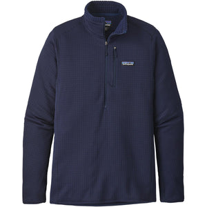 Men's R1 Pullover-Patagonia-Classic Navy-L-Uncle Dan's, Rock/Creek, and Gearhead Outfitters