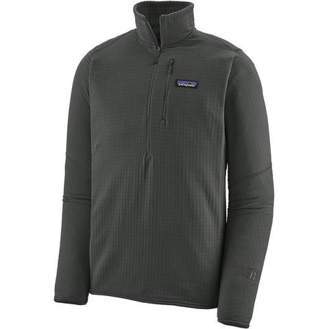 Men's R1 Pullover-Patagonia-Forge Grey-L-Uncle Dan's, Rock/Creek, and Gearhead Outfitters