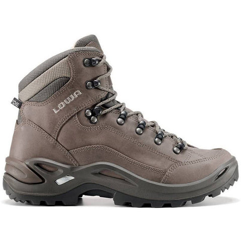 Women's Renegade GTX Mid Hiking Boot-Lowa-Stone-6.5-Uncle Dan's, Rock/Creek, and Gearhead Outfitters