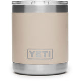 Rambler 10 oz Lowball with Standard Lid-Yeti-Sand-Uncle Dan's, Rock/Creek, and Gearhead Outfitters