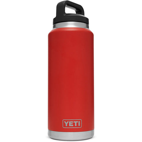 Rambler 36 oz Bottle-Yeti-Clay-Uncle Dan's, Rock/Creek, and Gearhead Outfitters