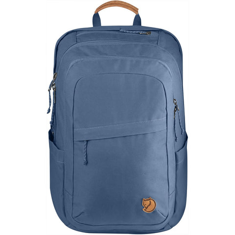 Raven 28L Backpack-Fjallraven-Black-Uncle Dan's, Rock/Creek, and Gearhead Outfitters