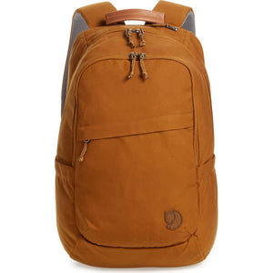 Raven 28L Backpack-Fjallraven-Chestnut-Uncle Dan's, Rock/Creek, and Gearhead Outfitters