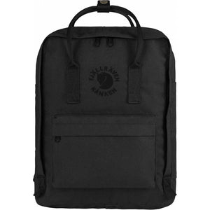 Re-Kanken Backpack-Fjallraven-Black-Uncle Dan's, Rock/Creek, and Gearhead Outfitters