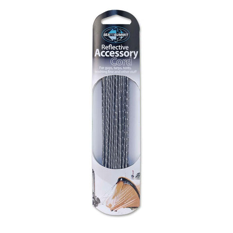 Reflective Accessory Cord - 33 Ft-Sea to Summit-Uncle Dan's, Rock/Creek, and Gearhead Outfitters
