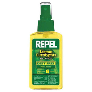 Lemon Eucalyptus Insect Repellent Pump Spray 4oz-Repel-Uncle Dan's, Rock/Creek, and Gearhead Outfitters