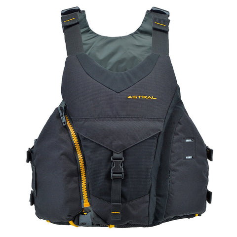 Ringo PFD-Astral-Basalt Black-S/M-Uncle Dan's, Rock/Creek, and Gearhead Outfitters