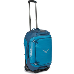 Transporter Wheeled Duffel 40-Osprey-Kingfisher Blue-Uncle Dan's, Rock/Creek, and Gearhead Outfitters