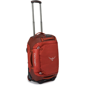 Transporter Wheeled Duffel 40-Osprey-Ruffian Red-Uncle Dan's, Rock/Creek, and Gearhead Outfitters