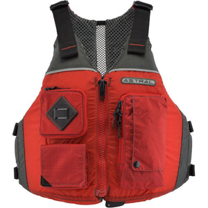 Ronny PFD-Astral-Cherry Creek Red-S/M-Uncle Dan's, Rock/Creek, and Gearhead Outfitters