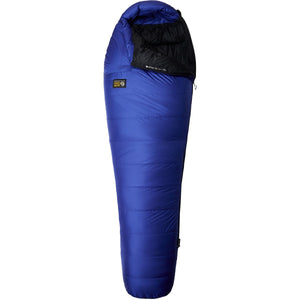 Rook 15F/-9C Sleeping Bag - Reg-Mountain Hardwear-Clematis Blue-R RH-Uncle Dan's, Rock/Creek, and Gearhead Outfitters