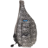 Rope Bag-Kavu-Black Batik-Uncle Dan's, Rock/Creek, and Gearhead Outfitters
