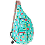 Rope Bag-Kavu-Citrus Grove-Uncle Dan's, Rock/Creek, and Gearhead Outfitters