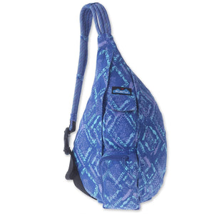 Rope Bag-Kavu-Ocean Overlay-Uncle Dan's, Rock/Creek, and Gearhead Outfitters