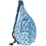Rope Bag-Kavu-Paper Flock-Uncle Dan's, Rock/Creek, and Gearhead Outfitters