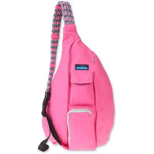 Rope Bag-Kavu-Pink Crush-Uncle Dan's, Rock/Creek, and Gearhead Outfitters