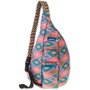 Rope Bag-Kavu-Rhombus Rug-Uncle Dan's, Rock/Creek, and Gearhead Outfitters