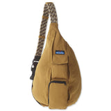Rope Bag-Kavu-Tobacco-Uncle Dan's, Rock/Creek, and Gearhead Outfitters