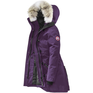Women's Rossclair Parka-Canada Goose-Arctic Dusk-M-Uncle Dan's, Rock/Creek, and Gearhead Outfitters