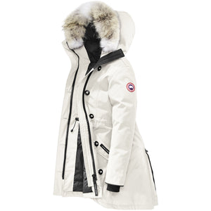 Women's Rossclair Parka-Canada Goose-Early Light-L-Uncle Dan's, Rock/Creek, and Gearhead Outfitters