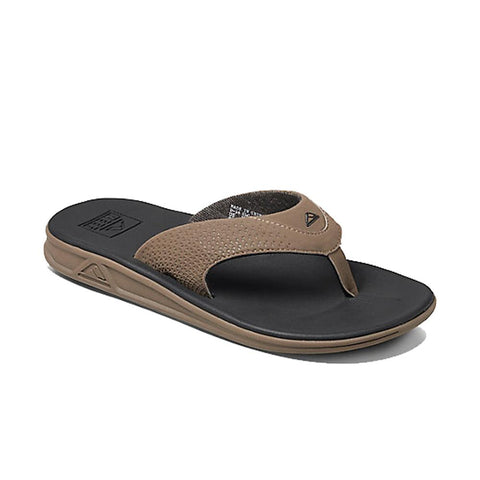Men's Reef Rover Flip Sandal-Reef-All Black-13-Uncle Dan's, Rock/Creek, and Gearhead Outfitters