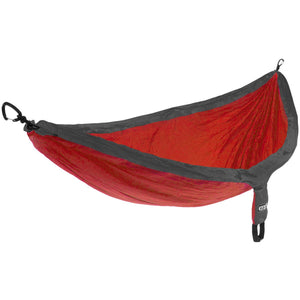 Eagles Nest Outfitters SingleNest Hammock-SH004_Red/Charcoal
