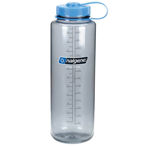 48 oz Silo Wide Mouth Bottle-Nalgene-Grey-Uncle Dan's, Rock/Creek, and Gearhead Outfitters