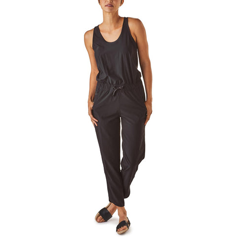 Patagonia Women's Fleetwith Romper-56995_Black