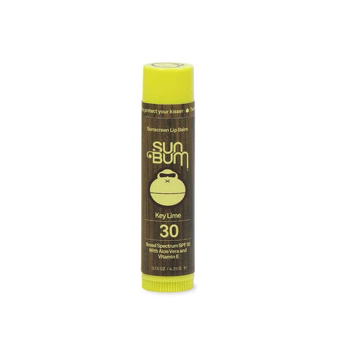 SPF 30 Key Lime Lip Balm-Sun Bum-Uncle Dan's, Rock/Creek, and Gearhead Outfitters