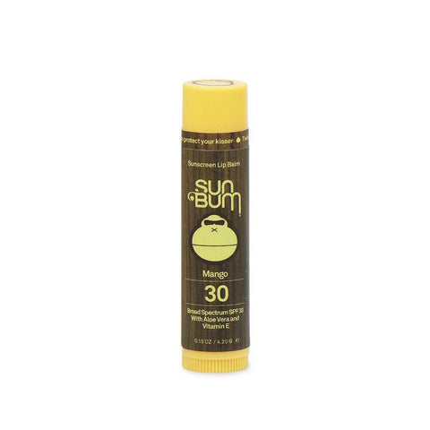 SPF 30 Mango Lip Balm-Sun Bum-Uncle Dan's, Rock/Creek, and Gearhead Outfitters