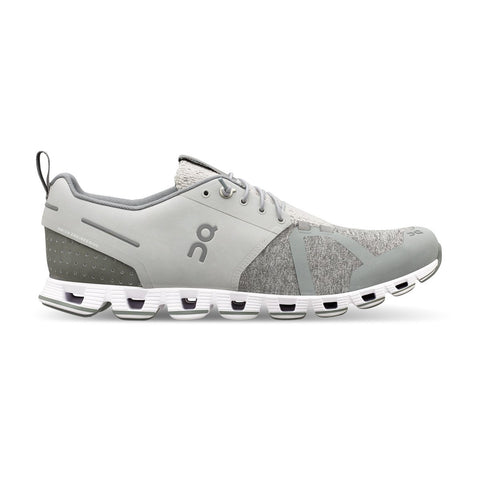 Men's Cloud Terry-On Running-Silver-9.5-Uncle Dan's, Rock/Creek, and Gearhead Outfitters