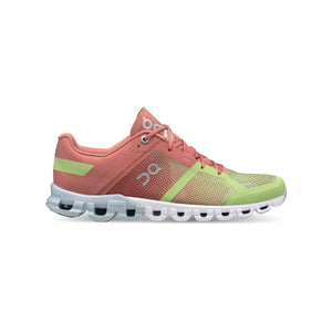 Women's Cloudflow-On Running-Guava | Dustrose-7.5-Uncle Dan's, Rock/Creek, and Gearhead Outfitters