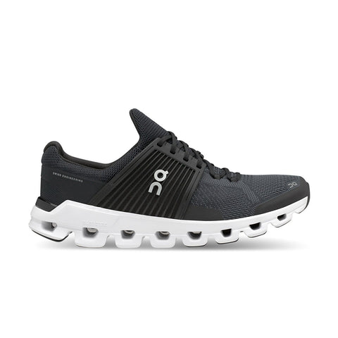 Men's Cloudswift-On Running-Black | Rock-9-Uncle Dan's, Rock/Creek, and Gearhead Outfitters
