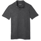 Men's Merino Sport 150 Polo-Smartwool-Medium Gray Heather-M-Uncle Dan's, Rock/Creek, and Gearhead Outfitters