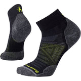 Men's PhD Outdoor Light Mini Hiking Socks-Smartwool-Black-M-Uncle Dan's, Rock/Creek, and Gearhead Outfitters