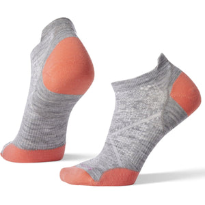 Women's PhD Run Ultra Light Micro Socks-Smartwool-Light Gray-L-Uncle Dan's, Rock/Creek, and Gearhead Outfitters