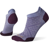 Women's PhD Run Ultra Light Micro Socks-Smartwool-Purple Mist-S-Uncle Dan's, Rock/Creek, and Gearhead Outfitters