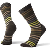 Men's Spruce Street Crew Socks-Smartwool-Chestnut-M-Uncle Dan's, Rock/Creek, and Gearhead Outfitters