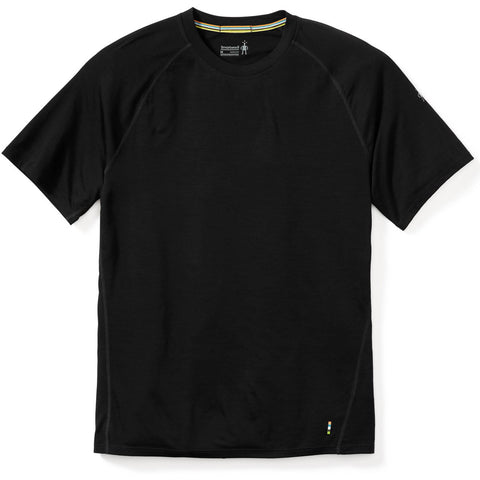Men's Merino 150 Base Layer Short Sleeve - Clearance-Smartwool-Black-S-Uncle Dan's, Rock/Creek, and Gearhead Outfitters
