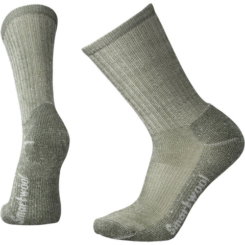Hiking Light Crew Socks-Smartwool-Gray-M-Uncle Dan's, Rock/Creek, and Gearhead Outfitters