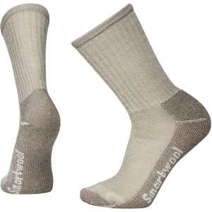 Hiking Light Crew Socks-Smartwool-Taupe-M-Uncle Dan's, Rock/Creek, and Gearhead Outfitters