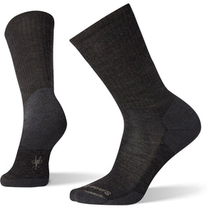 Men's Heathered Rib Socks-Smartwool-Charcoal-M-Uncle Dan's, Rock/Creek, and Gearhead Outfitters